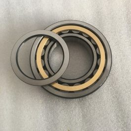 NUP208 M Cylindrical Roller Bearing 40x80x18 mm In Stock